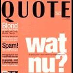 Quote en K:1991-2012